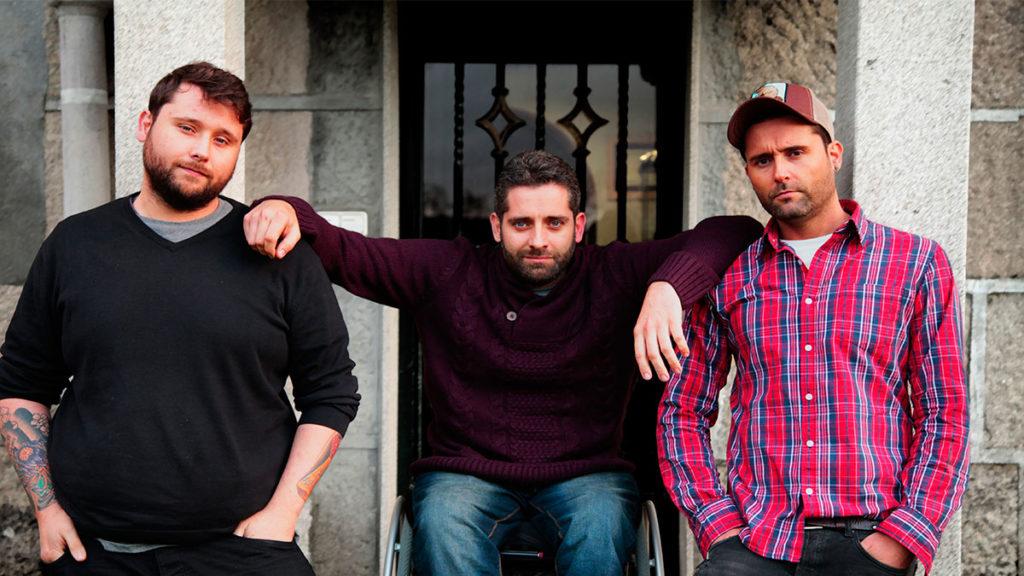 tres hermanos, un taller de joyas que sacar adelante