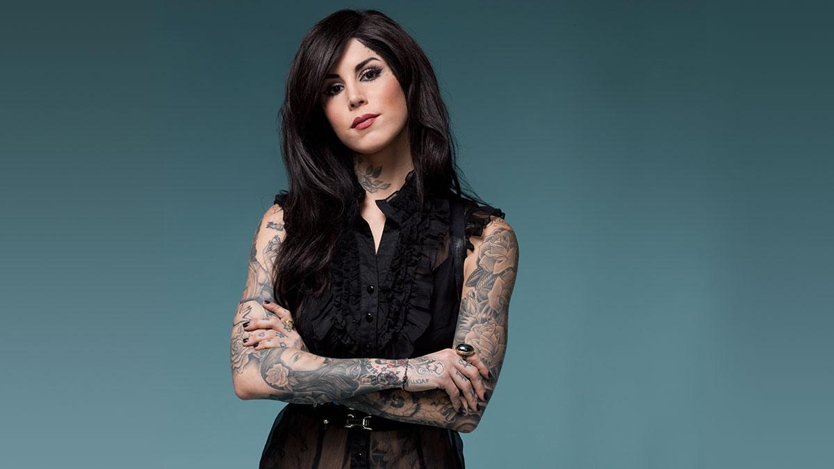 La mejor tatuadora de Los Ángeles