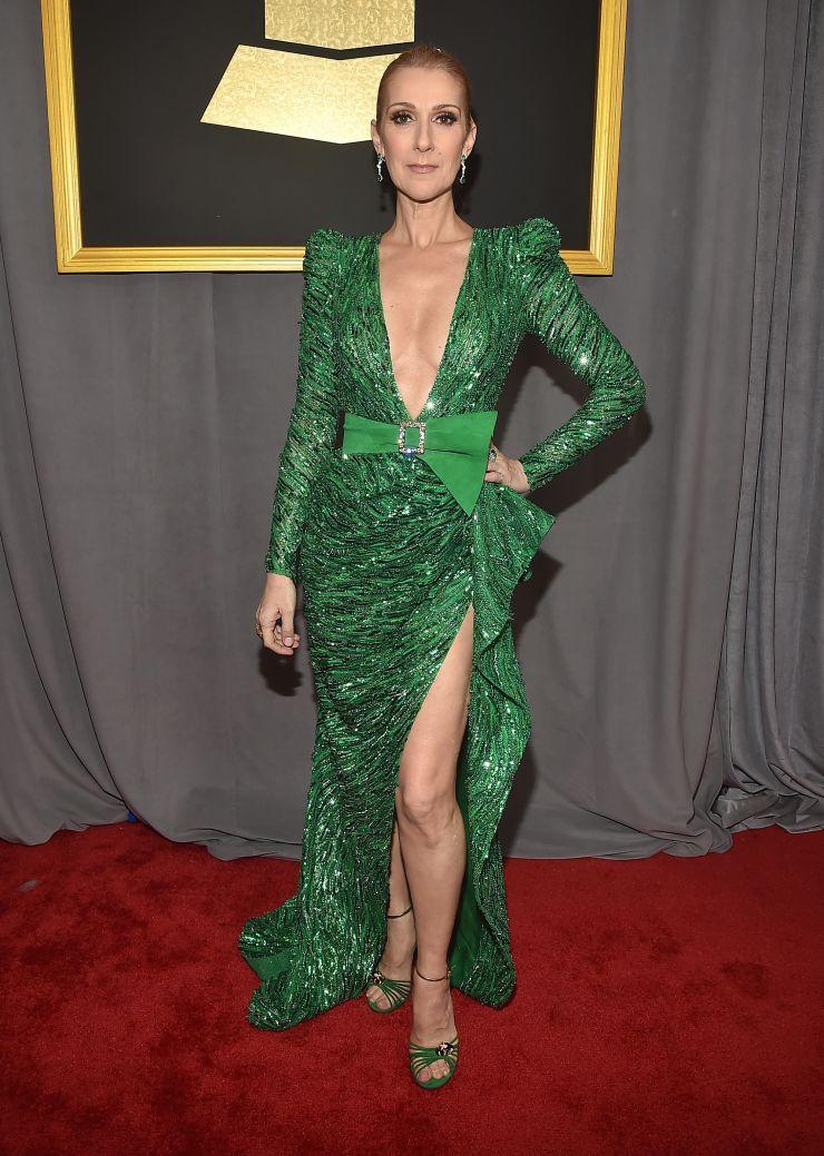 Así fue la alfombra roja de los Premios Grammy