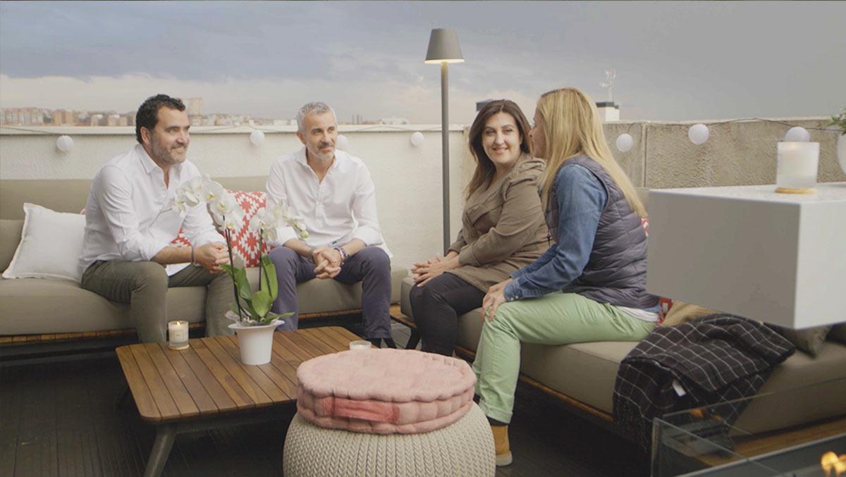 Sorpréndete con casos reales de personas que han transformado sus hogares