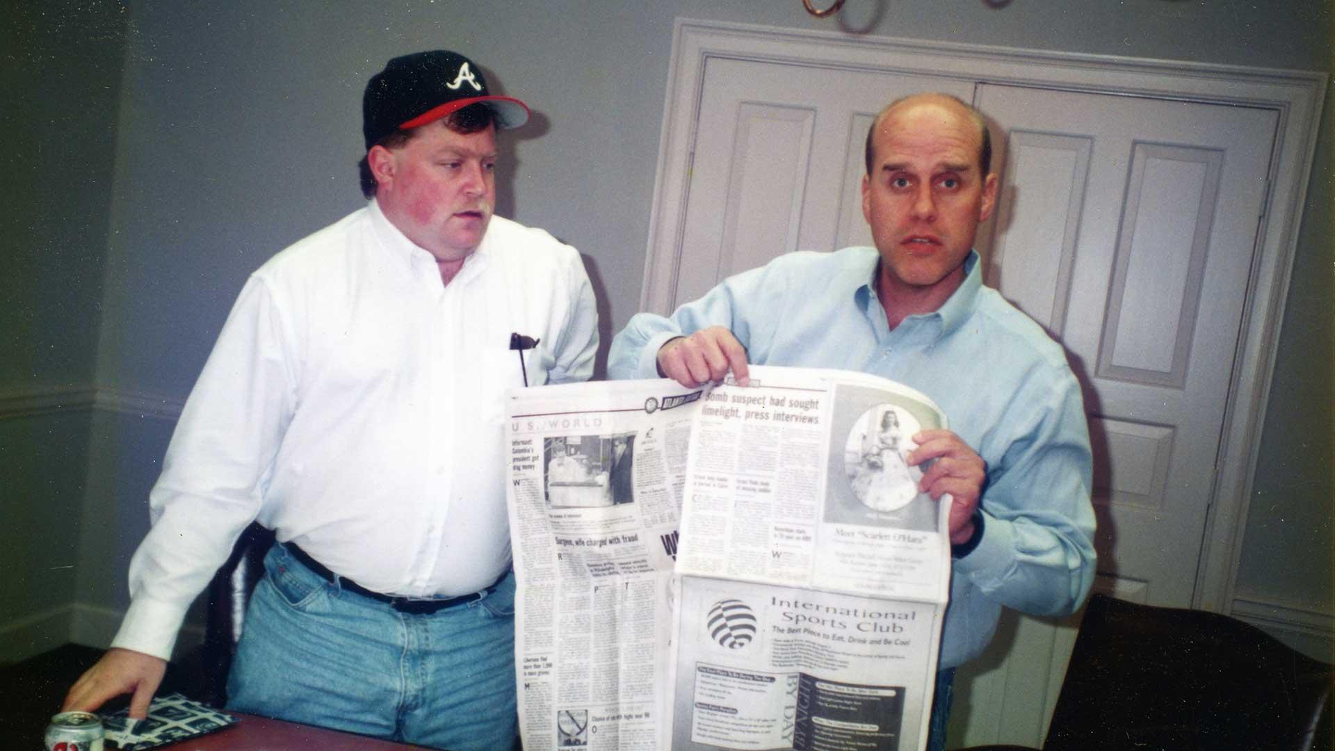 Crímenes que nos cambiaron - Atlanta 96
