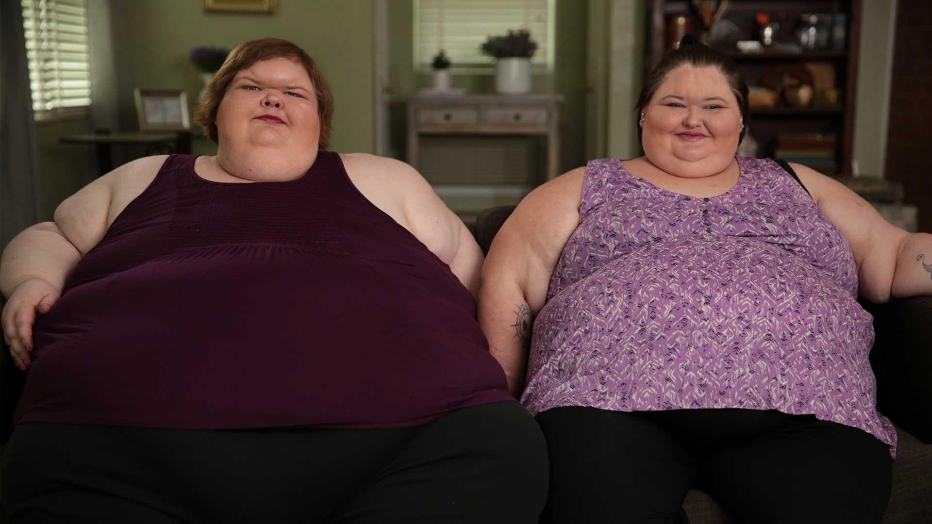 El programa muestra la historia de las youtubers estadounidenses Amy y Tammy Slaton
