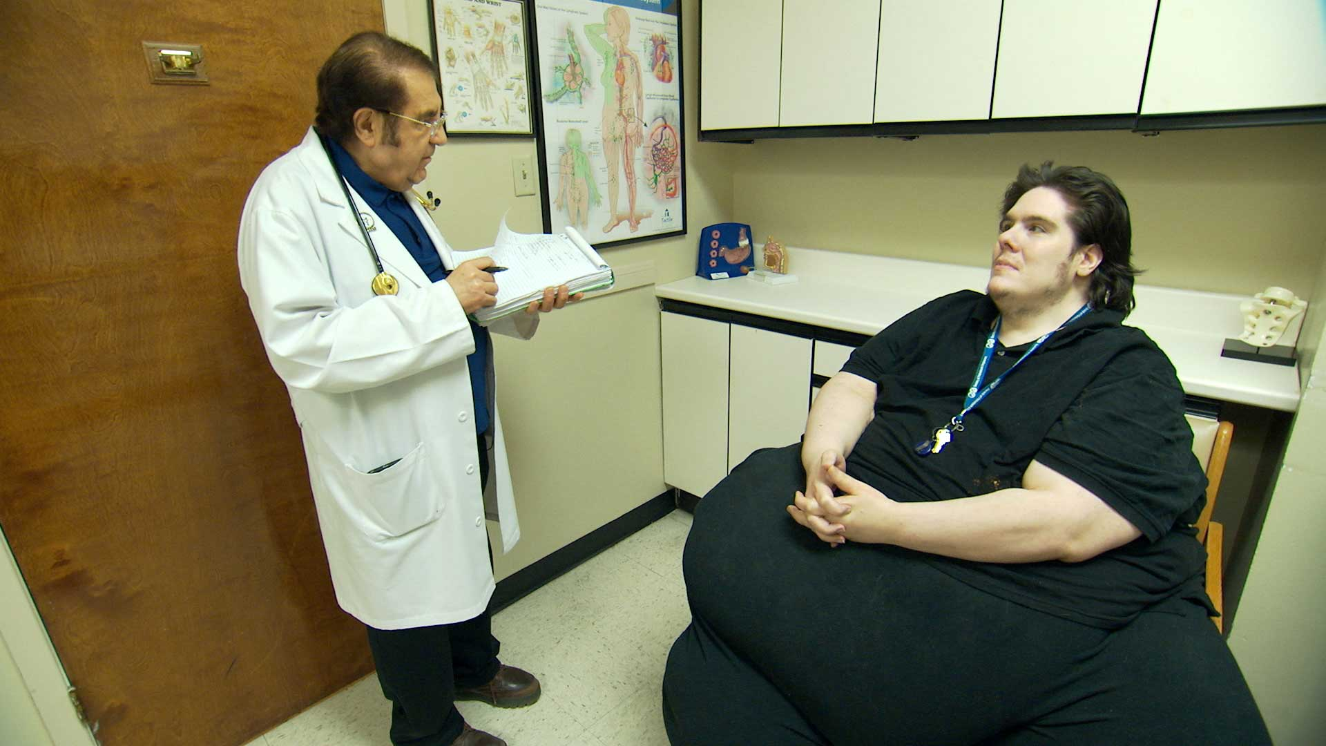 Steven y Justin Assanti son dos de los numerosos pacientes que han pasado por la consulta del Doctor Nowzaradan