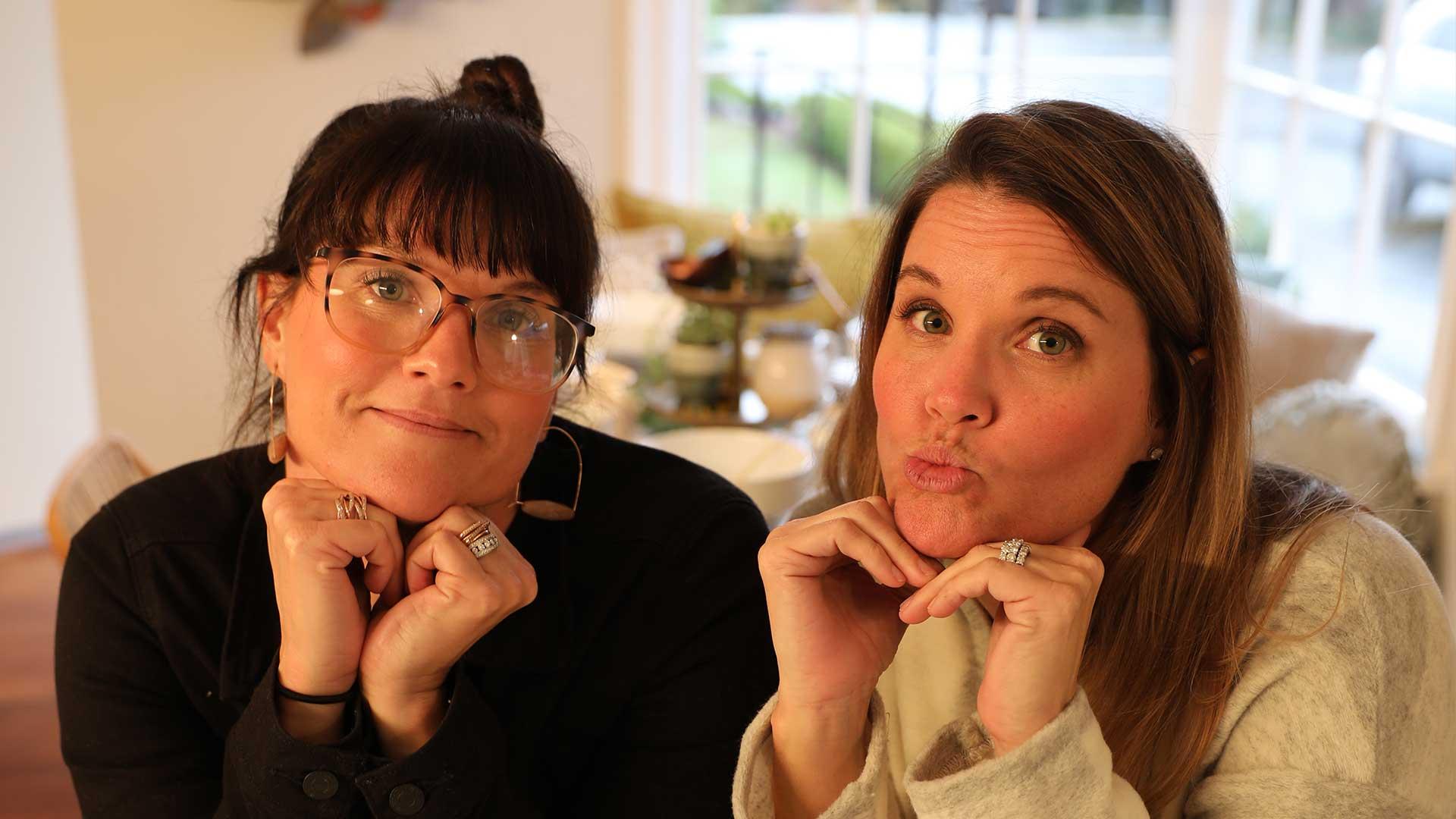 Lyndsay y Leslie en 'Las gemelas reforman dos veces'