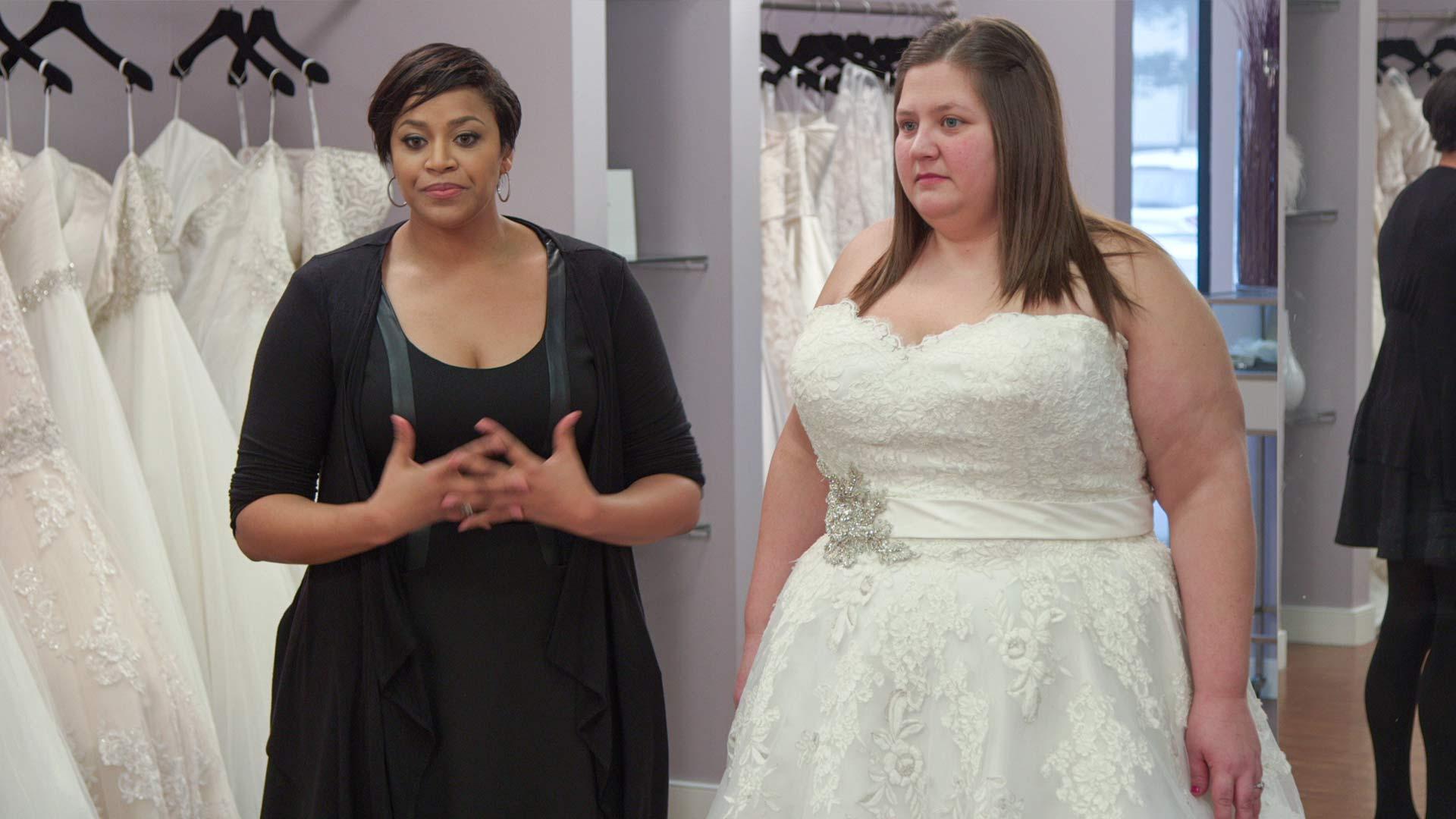 En el salón Curvaceous Couture cualquier novia puede encontrar su traje ideal