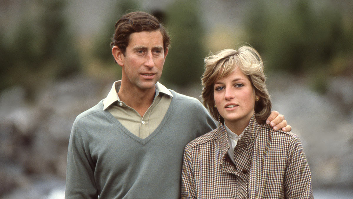 El comienzo de la relación entre Diana y el Príncipe de Gales no dejó indiferente a nadie