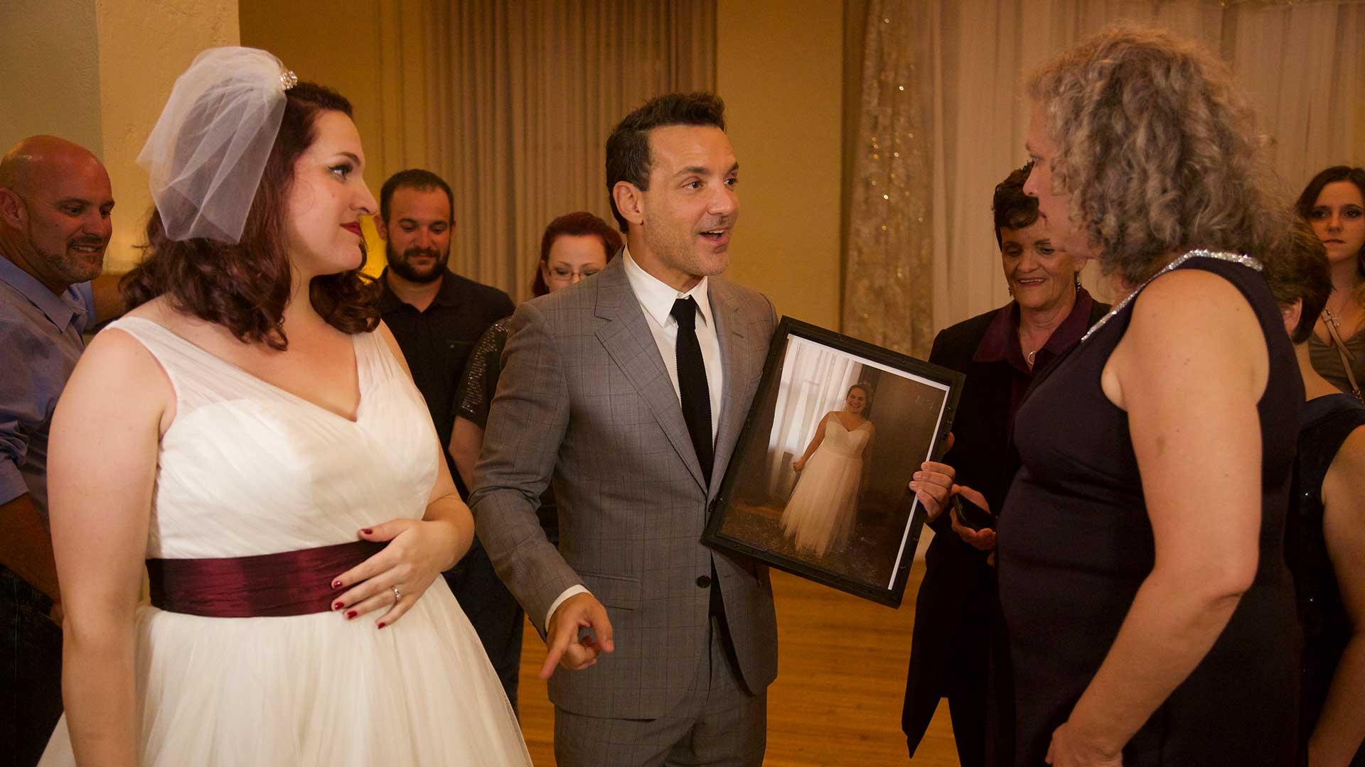 ¡Sí, quiero esa boda!