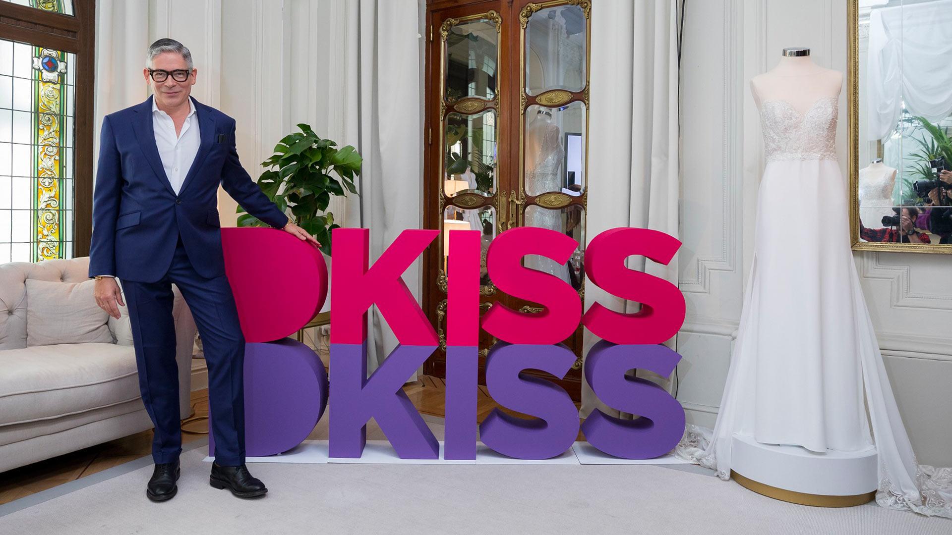 Boris tratará de que las novias y sus acompañantes exclamen radiantes: '¡Sí, quiero ese vestido!