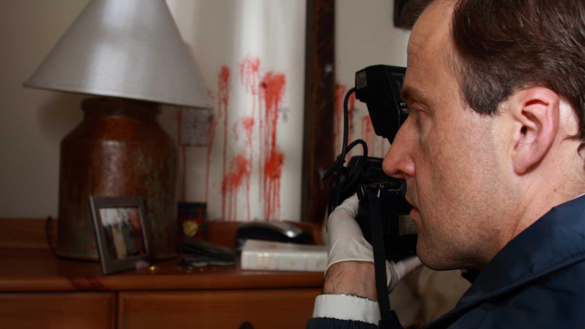 Fotograma de 'Un asesino en la familia'
