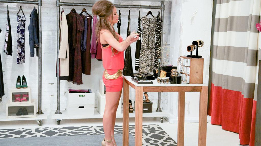 Un cambio de ropa puede ser el primer paso para un cambio de vida