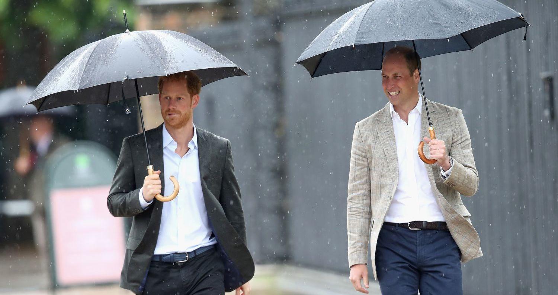 ¿Te sientes más como Harry o como Guillermo de Inglaterra?