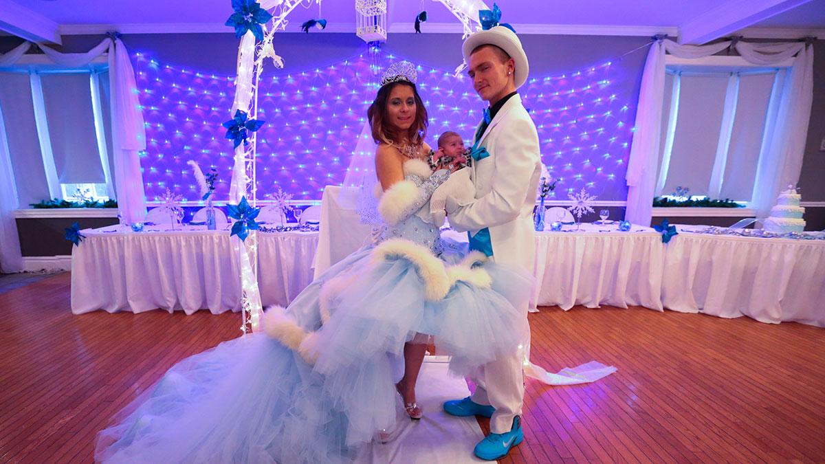 ¿Creías que lo habías visto todo en cuanto a bodas? 'Mi espectacular boda gitana' te demostrará que no