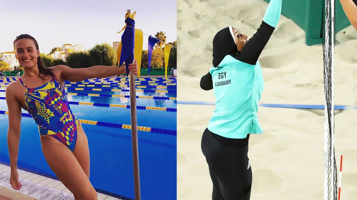 Estas son las protagonistas de Río 2016 hasta el momento