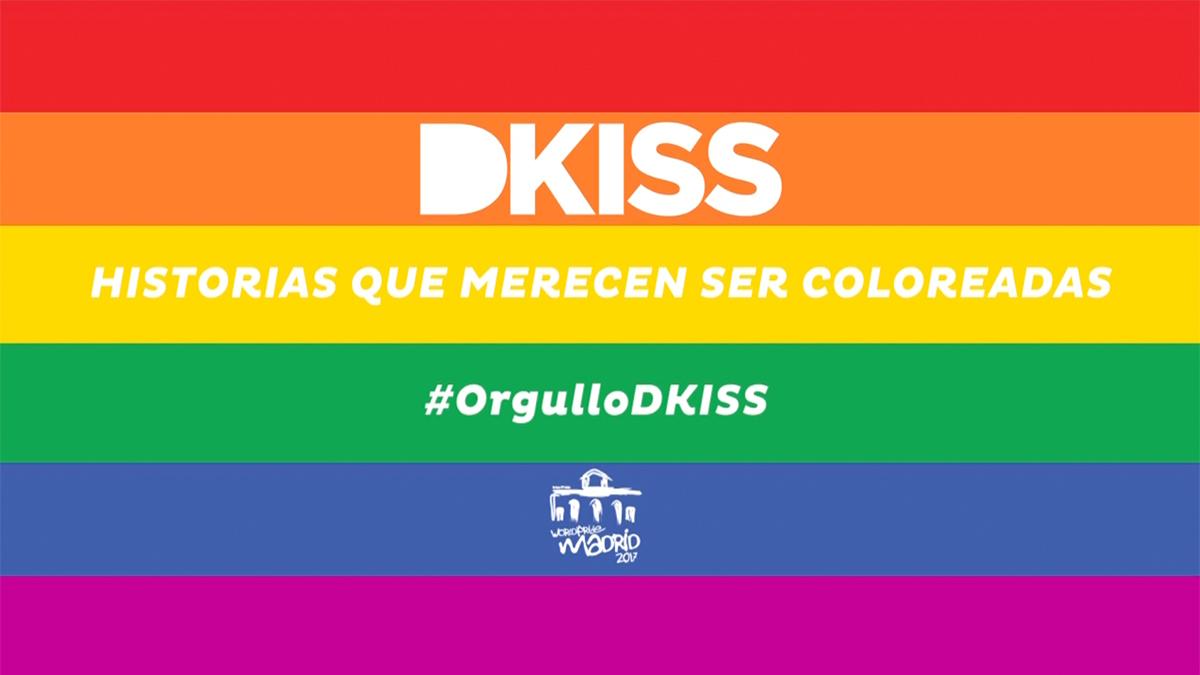 Las mejores actuaciones del evento Orgullo DKISS