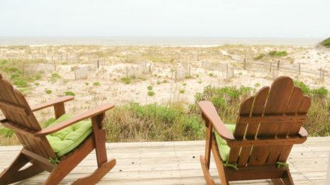 Quiero vivir en la playa