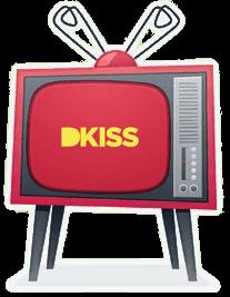 DKISS en TV